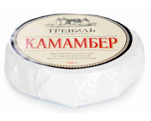 Сыр Де фамиль Камамбер 50% 130г