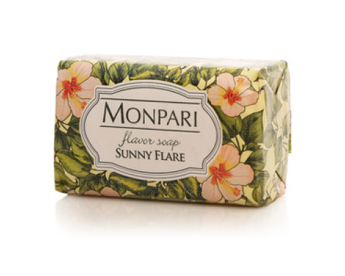 Мыло Flаvor soap Monpari Sunny Flare TM Monpari (Монпари)