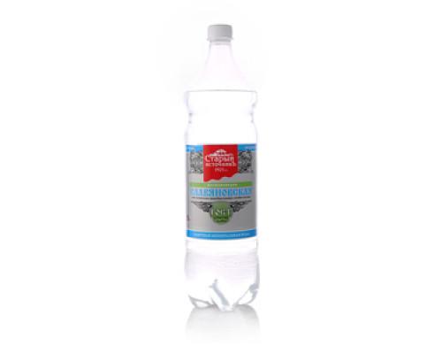 Вода Славяновская минеральная природная питьевая лечебно-столовая ТМ Старый источник