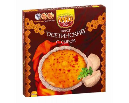 Пирог Осетинский с сыром 500г Максо