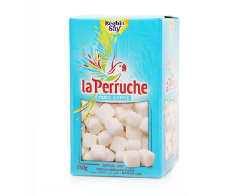 Сахар тростниковый Le Perruche ТМ Beghin Say(Бэджин сэй)