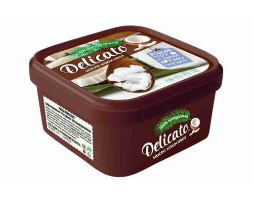 Масло кокосовое Delicato 99,9% 450г