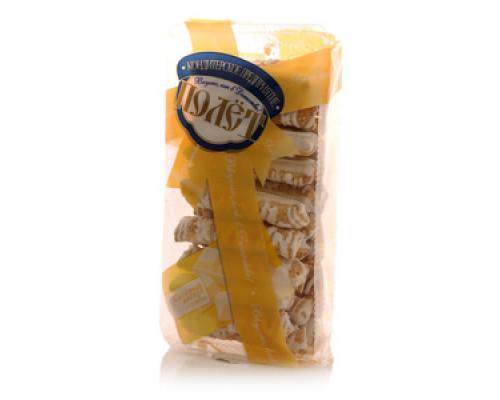Десерт слоеный с белой глазурью ТМ Полет