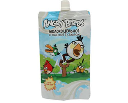 Молоко цельное сгущенное 8,5% ТМ Angry Birds (Энгри Бёрдс)