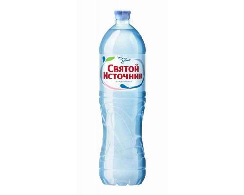 Вода питьевая Святой Источник н/газ стол 1.5л пэт