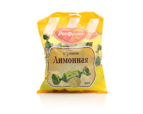 Карамель с начинкой лимонная ТМ РотФронт