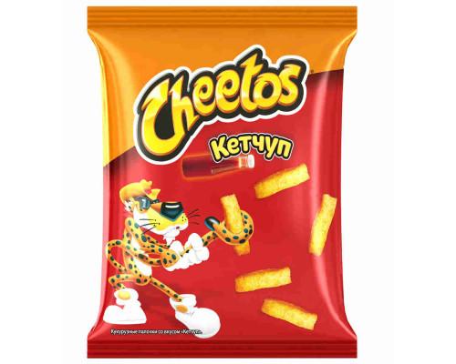 Чипсы кукурузные Cheetos кетчуп 55г