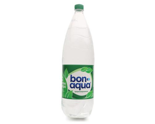 Вода чистая питьевая среднегазированная ТМ BonAqua (БонАква)