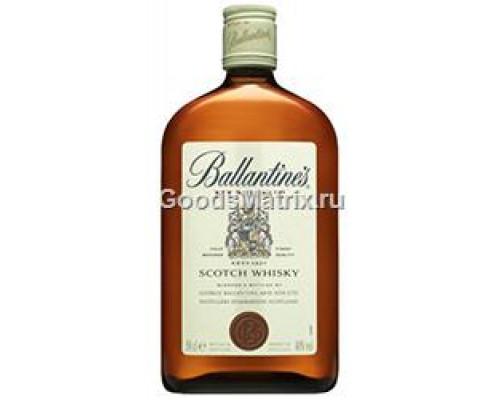 Виски шотландский Ballantine`s (Балантайнс) Finest, 40%, 0,5 л