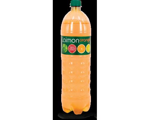 Напиток ТМ Laimon Orange (Лаймон Орандж), 1.5 л