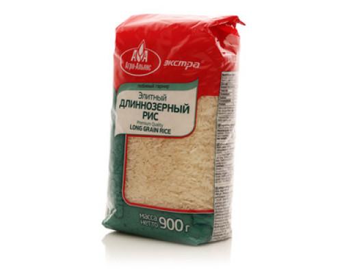 Рис элитный длиннозерный ТМ Агро-Альянс