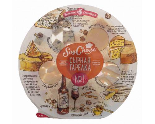 Сырная тарелка Вкусный Стандарт №1 185г