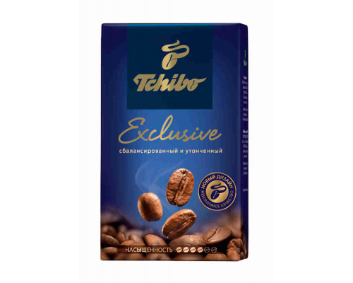 Кофе Tchibo Exclusive молотый 250г