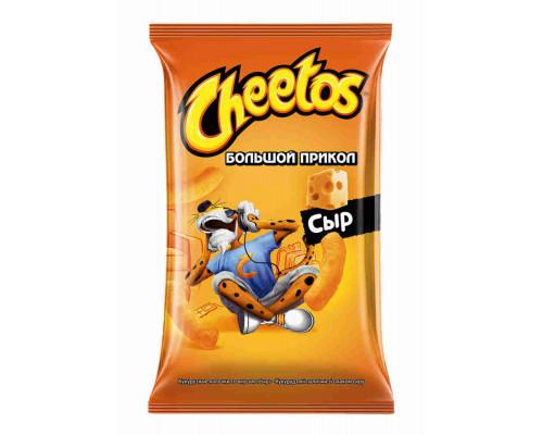 Чипсы кукурузные Cheetos Большой прикол сыр 85г