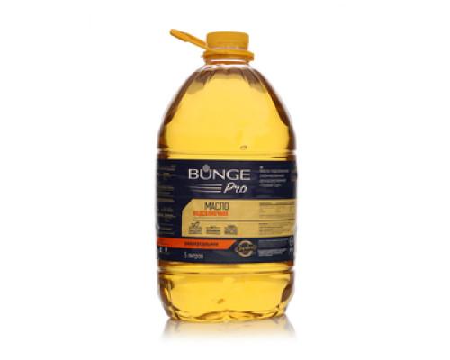 Масло подсолненчное рафинированное дезодорированное ТМ Bunge Pro (Бунге Про)