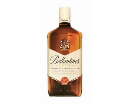 Виски Ballantine`s Файнест 40%. 1л