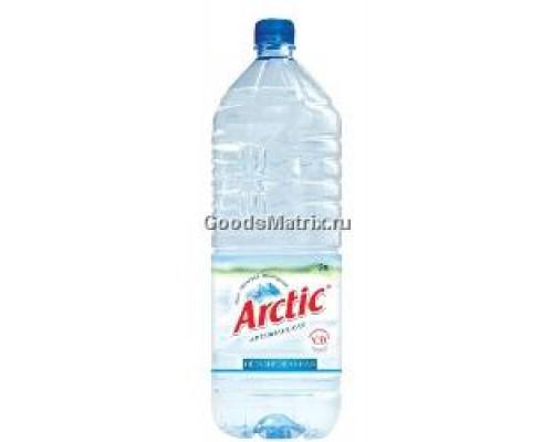 Вода питьевая ARCTIC негазированна 2 л