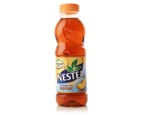 Черный чай со вкусом персика ТМ Nestea (Нести)