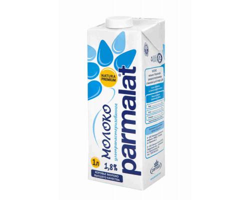 Молоко утп Parmalat 1,8% 1л