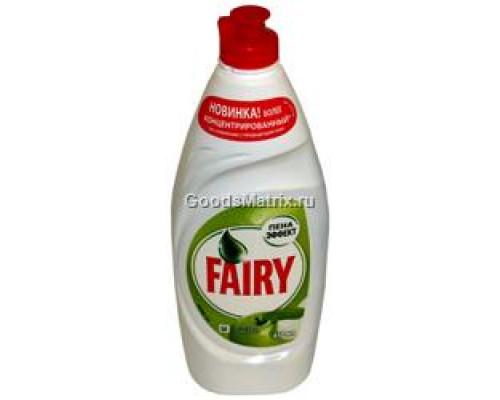 Средство для мытья посуды ТМ Fairy (Фэйри) Зеленое яблоко, 650 мл