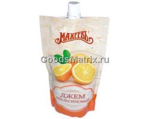 Джем ТМ Махеевъ апельсиновый, нестерилизованный, 300 г