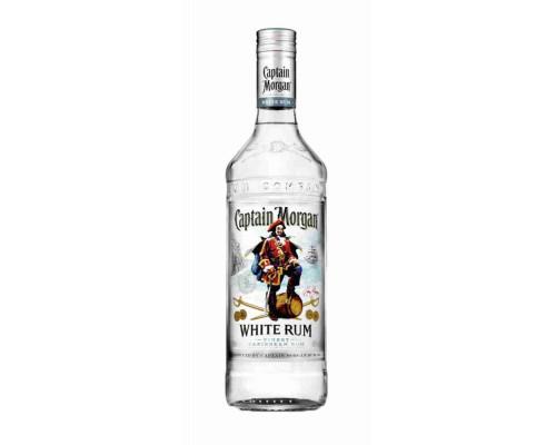 Ром карибский Капитан Морган Уайт 40%, 0,5л