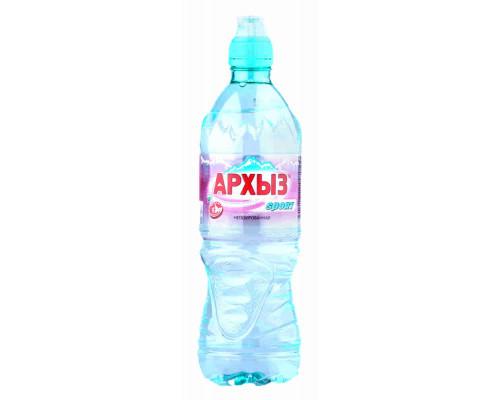 Вода Архыз н/газ природ 0.5л пэт