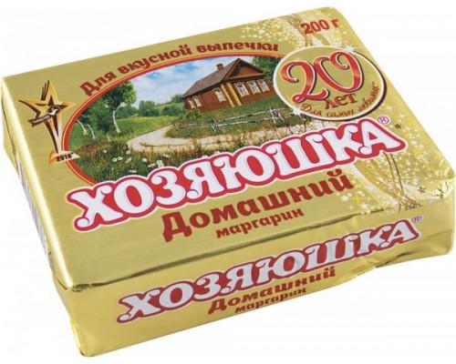 Маргарин ТМ Хозяюшка Домашний, 65%, 200 г.