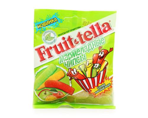 Мармеладные чипсы ТМ Fruittella (Фруттелла)