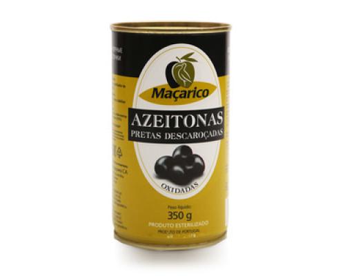 Оливки черные без косточки ТМ Macarico (Макарико)
