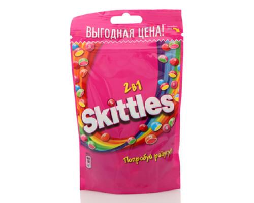 Драже 2 в 1 ТМ Skittles (Скитлс)