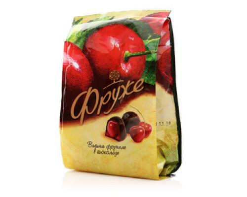 Конфеты вишня фружеле в шоколаде ТМ Фруже