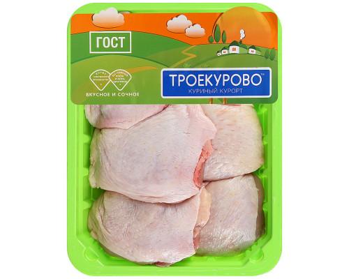 Бедро цыплят-бройлеров ТМ Троекурово, охлажденное, 900 г