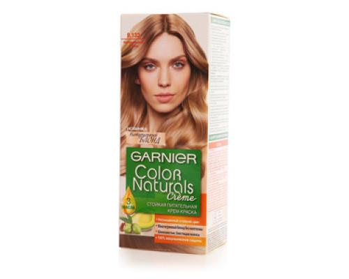 Стойкая питательная крем-краска 'Color Naturals' 9.132 натуральный блонд ТМ Garnier (Гарньер)
