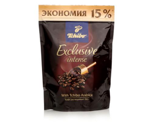 Кофе растворимый сублимированный Exclusive intence ТМ Tchibo (Чибо)