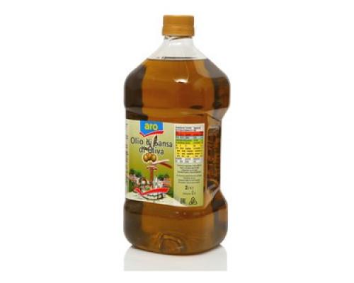 Оливковое масло рафинированное с добавлением масла оливкового нерафинированного TM Aro (Аро)