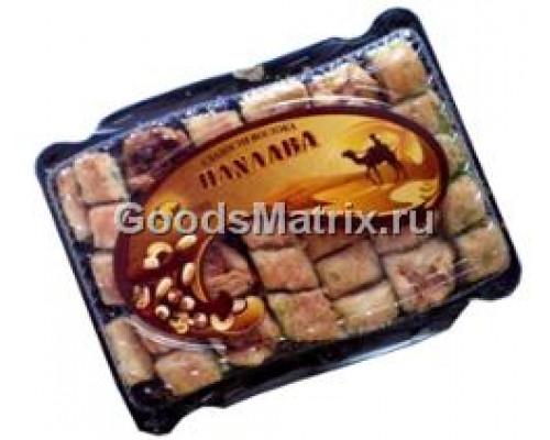 Пахлава ТМ Сладости Востока Ассорти, 550 г
