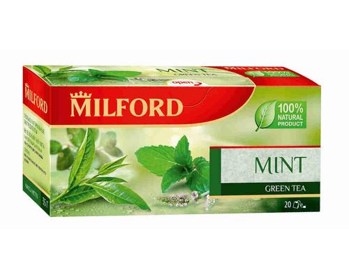 Чай травяной Millford Мята перечная 20пак