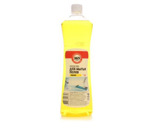 Средство для мытья полов Лимон ТМ 365 Дней