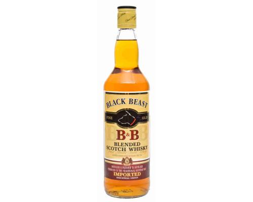 Виски Блэк Бист 0.7, 40%
