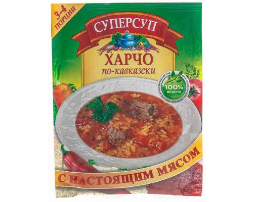 Суп ТМ Суперсуп, харчо по-кавказски, 70 г
