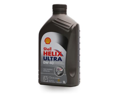 Масло моторное синтетическое Helix ultra 0W-40 ТМ Shell (Шелл)