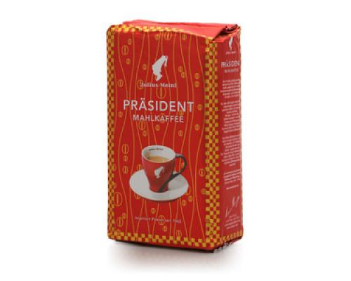 Кофе молотый ТМ Prasident (Президент)