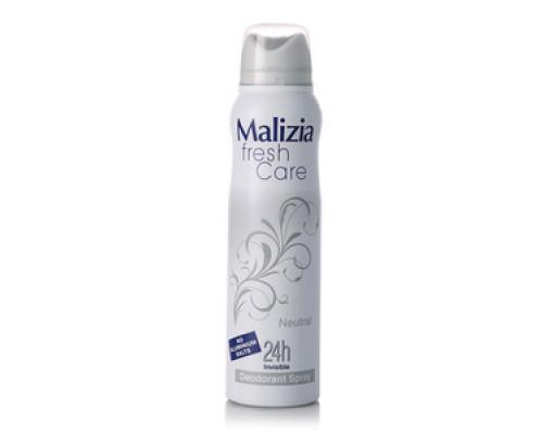 Дезодорант-антиперспирант спрей fresh care neutral (фрэш кэре нитрал) ТМ Malizia (Малица)