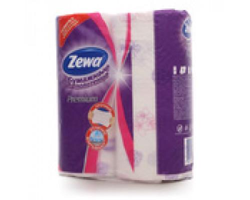 Зева Бум/полотенца 2сл 2рул Премиум Декор (ЭсСиЭй ХПР):10
