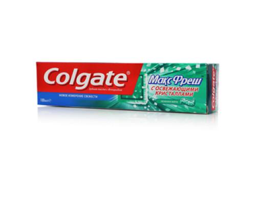 Зубная паста Макс Фреш Нежная мята ТМ Colgate (Колгейт)