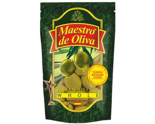 Оливки Maestro de Oliva с/к 180г пак