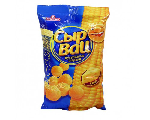 Кукурузные шарики ТМ Сыр Ball , 140 г