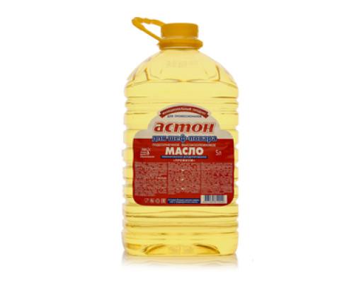 Масло подсолнечное высокоолеиновое 'Премиум' ТМ Астон
