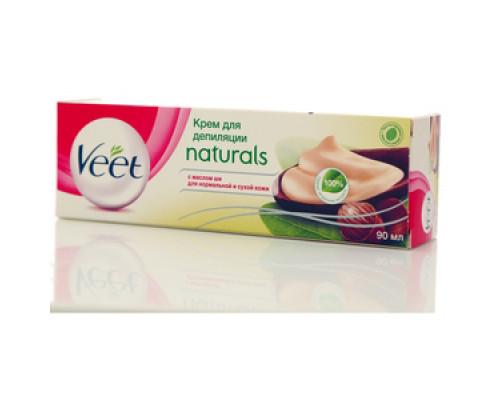 Крем для депиляции  с маслом ши ТМ Veet (Вит)
